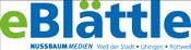 eBlättle Logo