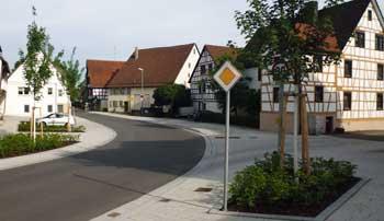 Ortsdurchfahrt Störrenstraße