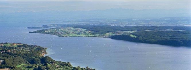Wasserversorgung Bodensee