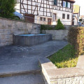 Brunnen am Bürgerhaus