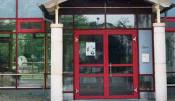 Rathaus-Eingangsportal