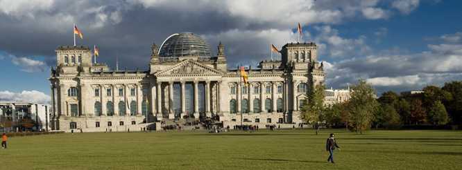 Bundestag Reichstagsgebäude