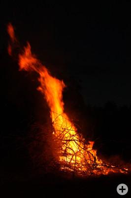 Sonnwendfeuer