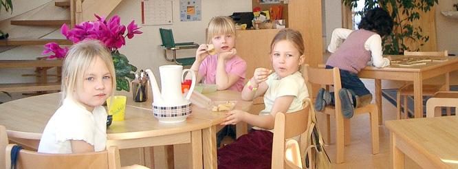 Kindergarten Weinhalde