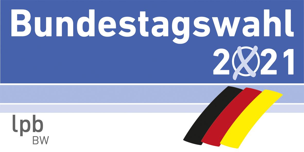 Bundestagswahl 2021 Logo
