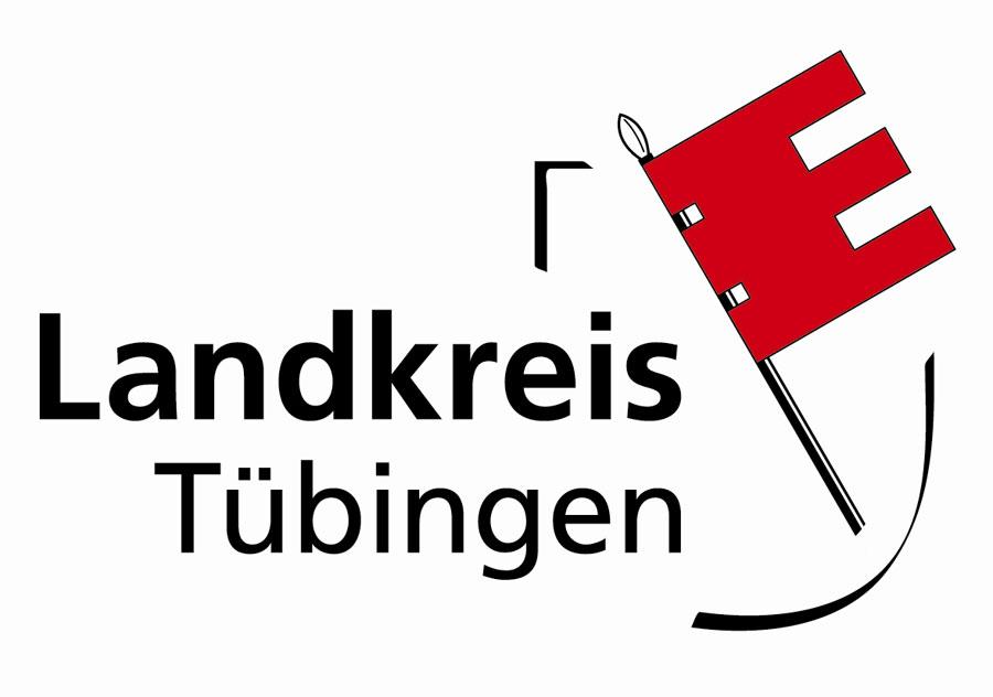 Logo Landkreis Tübingen